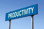 3315671-metal-roadsign-spelling-productivity-word-over-blue-sky